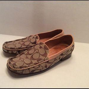 Women's Vintage COACH Loafers